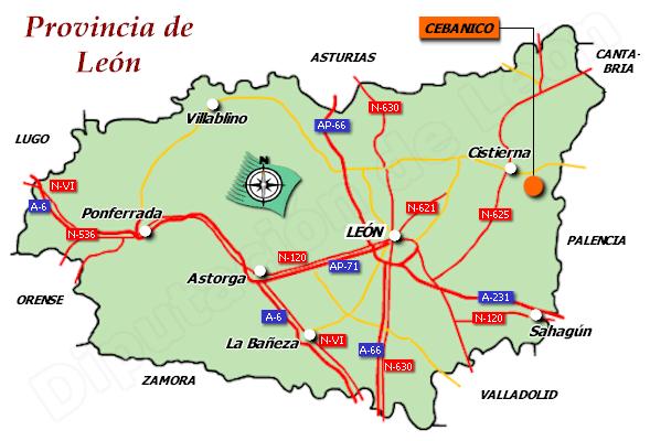 Datos del municipio ayuntamiento de cebanico for Provincia sudafricana con durban